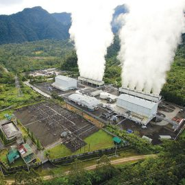 Case Study No. 8 – Mt Apo A & B Geothermal Power Stations